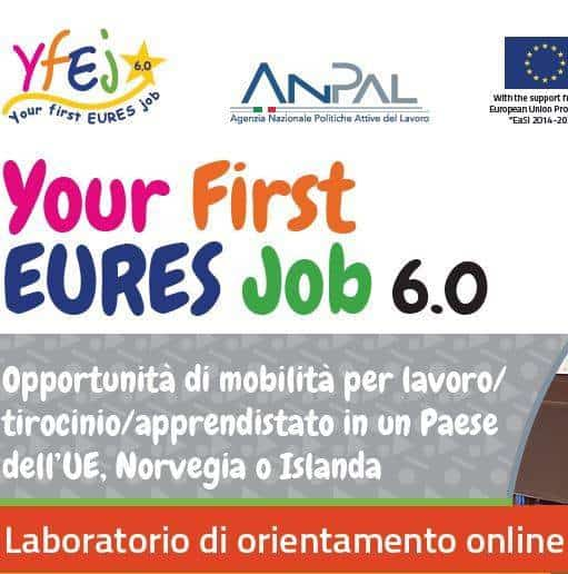 Your first Eures Job opportunità per giovani molisani