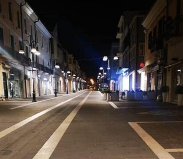 Basso Molise zona rossa secondo l'ordinanza del 7 febbraio 2021 del presidente della Regione Molise Donato Toma, vietato ogni spostamento in entrata e in uscita dal territorio comunale