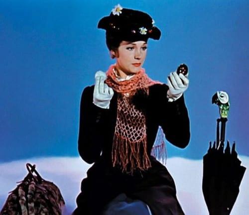Basta un poco di zucchero, e….! Mary Poppins vola al Cineforum UMDI Turchese Molise Noblesse, a Bojano