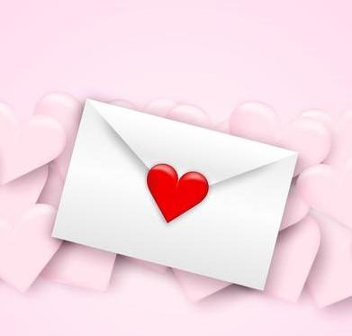 Concorso Scrivi una lettera d'amore. Puoi vincere 500 Euro!