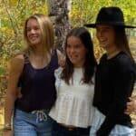 Dagli USA a Frosolone tre giovani sorelle in viaggio con la DAD