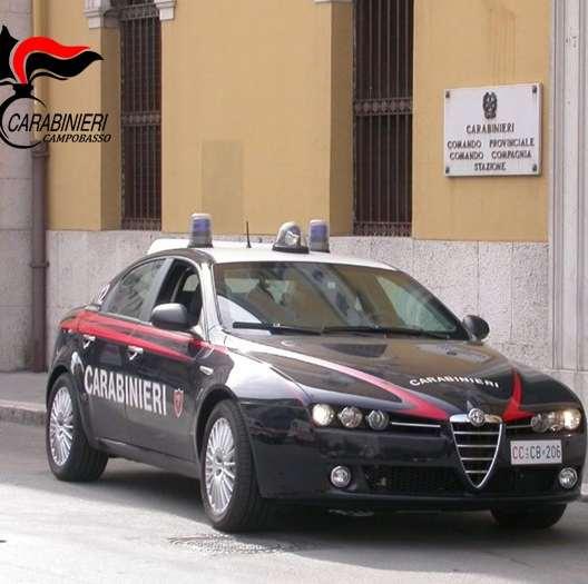 Denunciato pusher a domicilio dai carabinieri di Campobasso