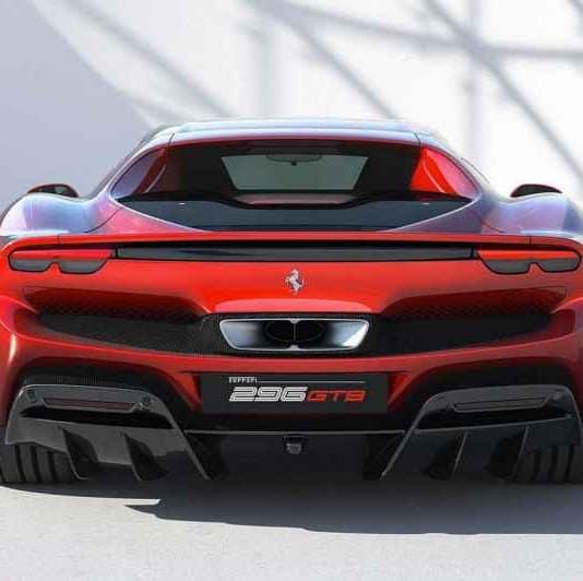 Ferrari sfreccia in Fortnite. La 296 GTB è la nuova supercar dell'Epic Games