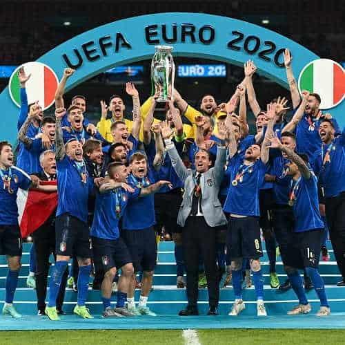 Italia campione d'Europa. 11 luglio 1986-11 luglio 2021