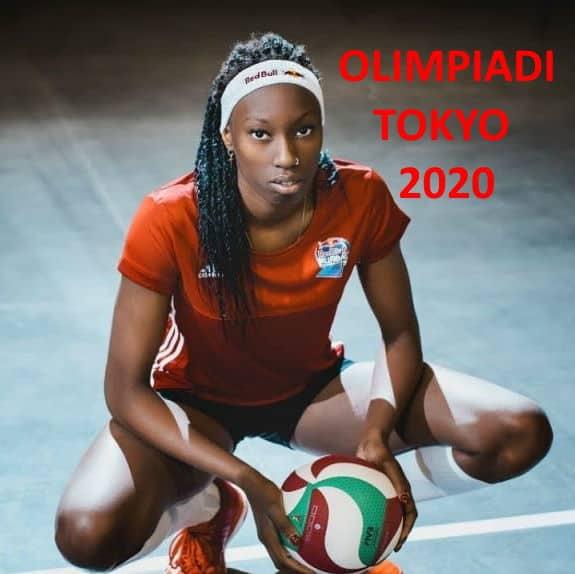 Olimpiadi Tokyo 2020, Paola Egonu portabandiera italiana