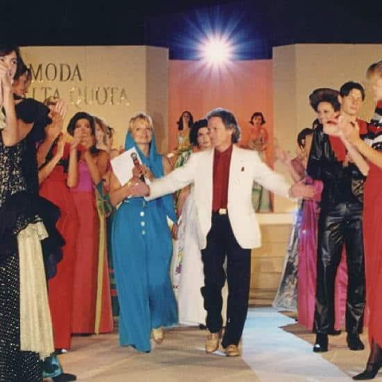 Sebastiano Di Rienzo. É di Capracotta il maestro del fashion internazionale