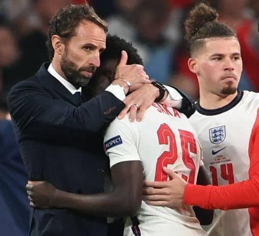 Italia Inghilterra insulti razzisti nella finale degli Europei