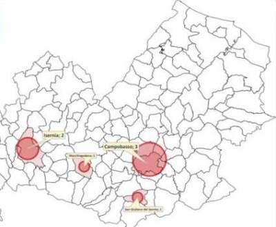Pochi contagi in Molise. 600 tamponi e 19 guariti da Covid-19