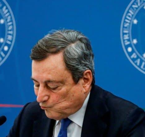 Processo Draghi Green Pass. 62 procure indagano, atti alla corte costituzionale