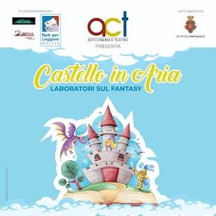 Castello in aria scrittura creativa per bambini a Campobasso