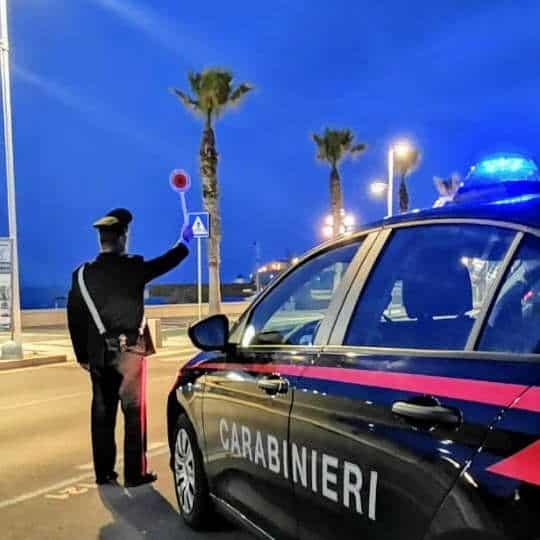 Larino latitante a passeggio solitario in aperta campagna. Arrestato dai Carabinieri. Dovrà scontare 3 anni