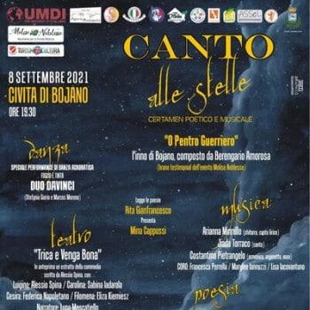 Canto alle Stelle by Molise Noblesse. Edizione 2021 a Civita di Bojano
