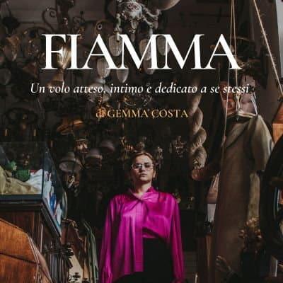 Fiamma di Gemma Costa: dal reparto di neuropsichiatria al Teatro Trastevere a Roma