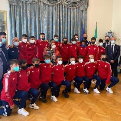 Sardegna-Bulgaria calcio internazionale, quarto torneo del circolo Sardica e CSKA di Sofia con Aitef regionale Sardegna