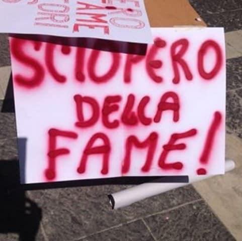 Sciopero della fame maestra di Sulmona. L'Italia è una Repubblica democratica fondata sul lavoro. Non sul Green pass