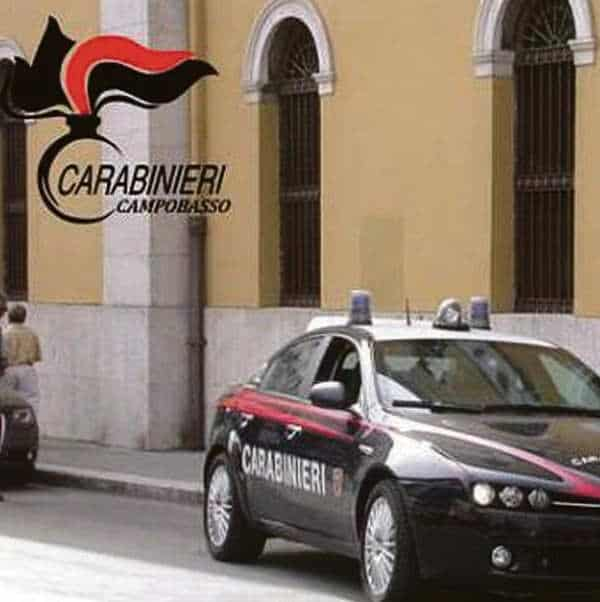 4000 euro sul conto del truffatore. Una 26enne di Campobasso finita nella rete scoperta dai Carabinieri