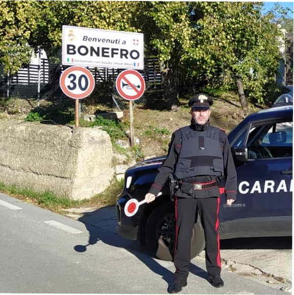 Sgominata banda furti arrestato 57enne a Bonefro che operava in Abruzzo