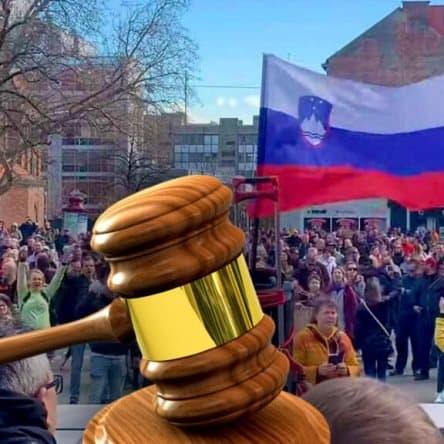 Stop Greenpass obbligatorio lavoratori. Corte Costituzionale Slovenia accoglie ricorso sindacati