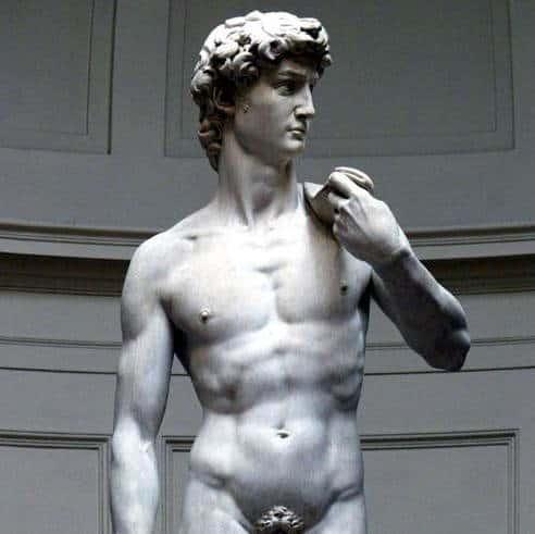 David di Michelangelo censurato all'Expo di Dubai: è polemica sulle parti intime nascoste