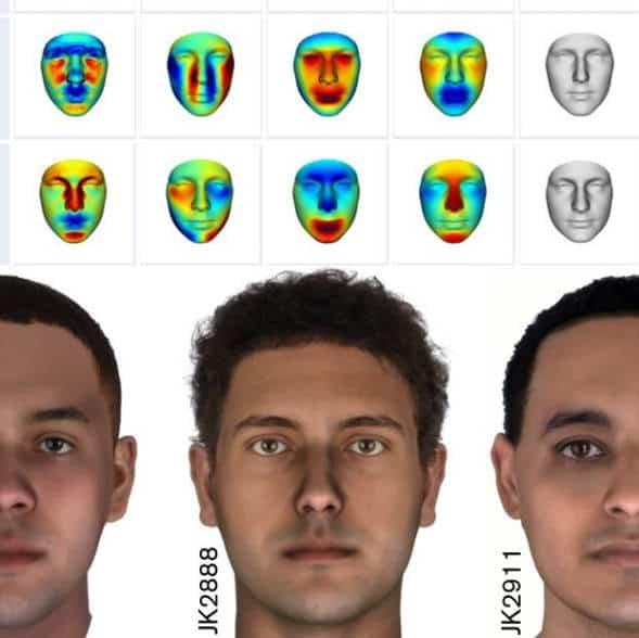 Ricostruiti 3 volti mummie egizie da frammenti di DNA