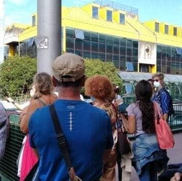 Green Pass discriminante per studenti e personale scolastico. Mestre sit-in all'ufficio scolastico regionale